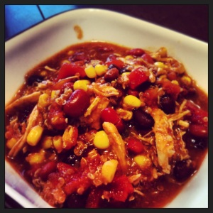 Nailed It/Failed It: Slow Cooker Quinoa Chicken Chili